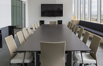 Louer une salle de réunion