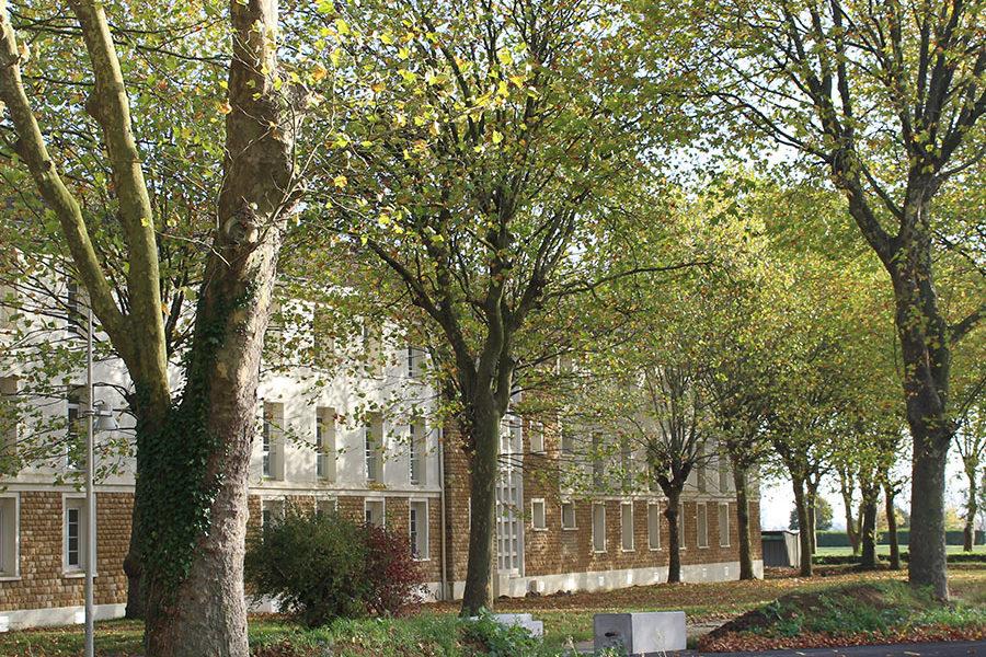 Parc d'activités Quartier Koenig – Bretteville-sur-Odon