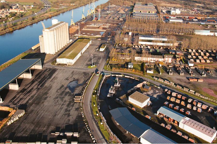 Zone Industrialo – Portuaire Caen-Canal