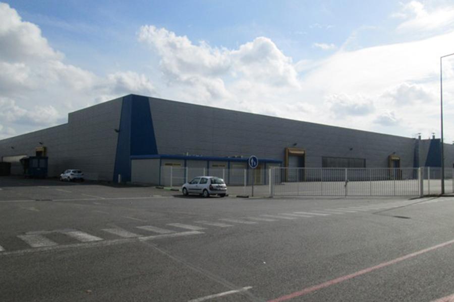 Local industriel Zone industrielle et portuaire Blainville sur Orne – Caen