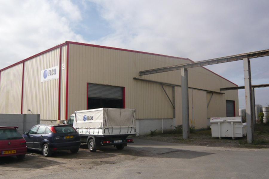 Atelier à louer Giberville – Caen