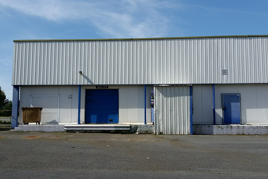 Batiment agroalimentaire Ouistreham