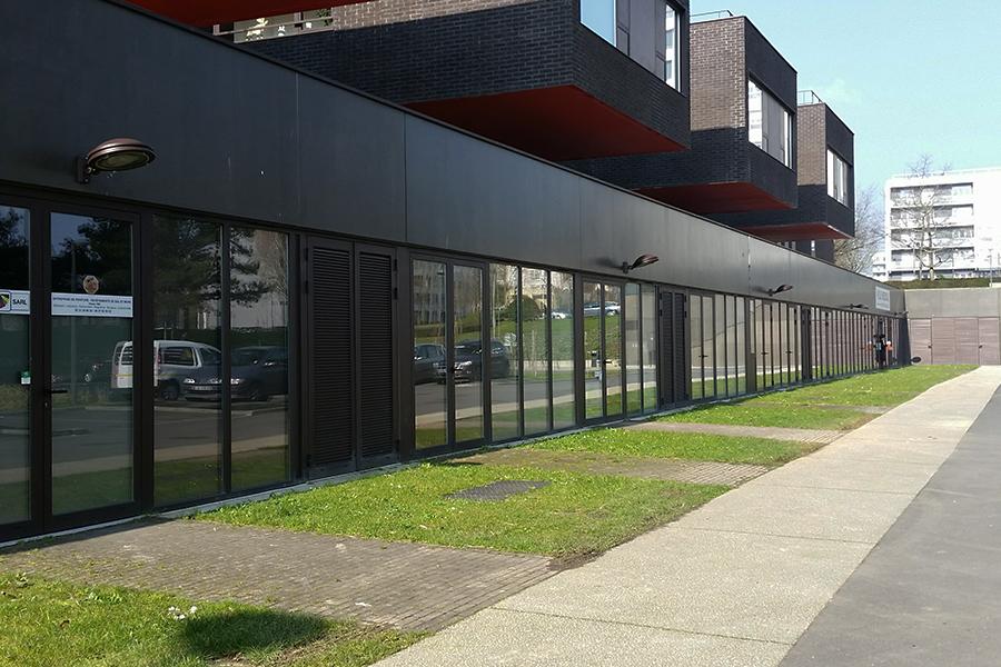 Atelier bureaux à louer Hérouville-Saint-Clair