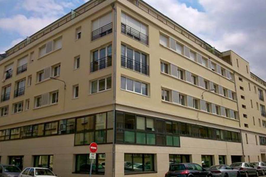 Bureaux neufs à louer centre ville de Caen Normandie