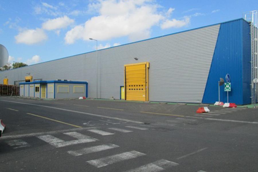 Atelier industriel à louer zone industrielle et portuaire Blainville sur Orne