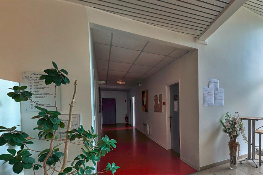 Bureaux à louer – Pépinière d'entreprises Caen