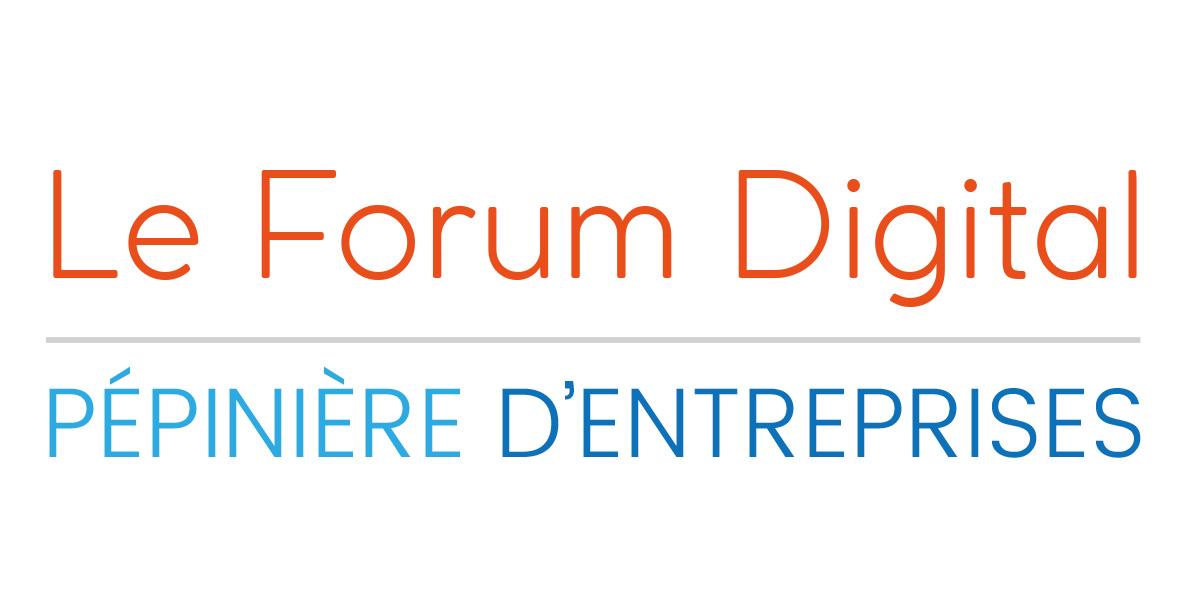 Logo forum digital