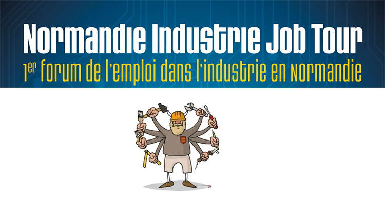 Logo Industrie job tour