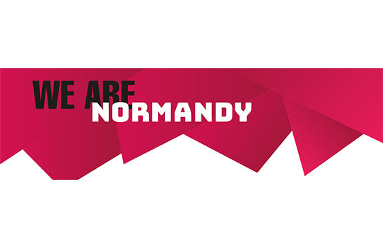 Logo We are normandy