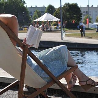 Chiller, se reposer au soleil