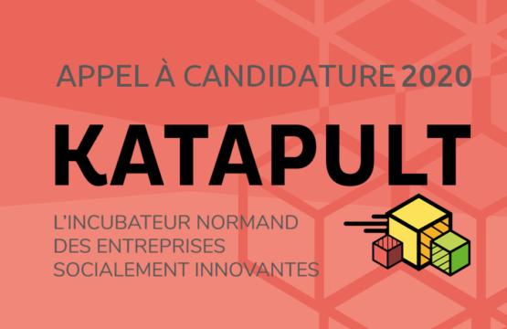 Appel à candidature KATAPULT