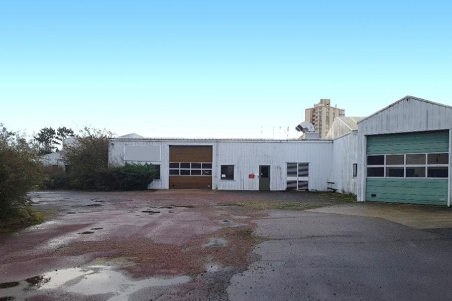 Batiment industriel à vendre Hérouville-Saint-Clair – Caen