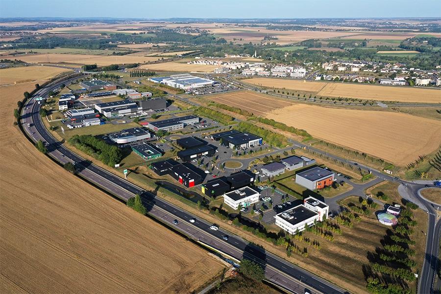 Parc d'activités NORMANDIKA Fleury sur Orne