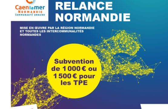 Aide aux entreprises Impulsion Relance Normandie