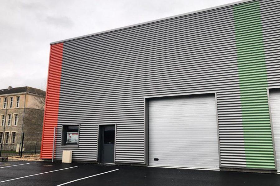 Local d'activité neuf à louer Bretteville-sur-Odon