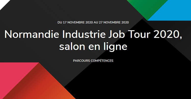 Normandie Industrie job tour caen