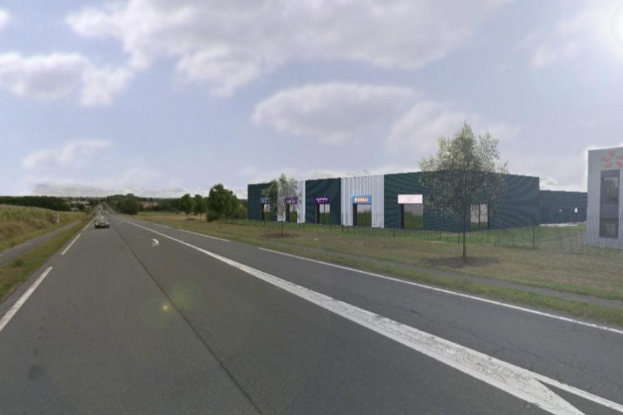 Local d'activité a louer Saint-André sur Orne