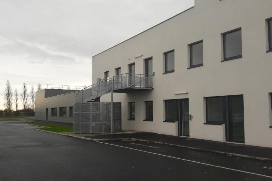 Bureaux à louer Colombelles Campus Effiscience Normandie