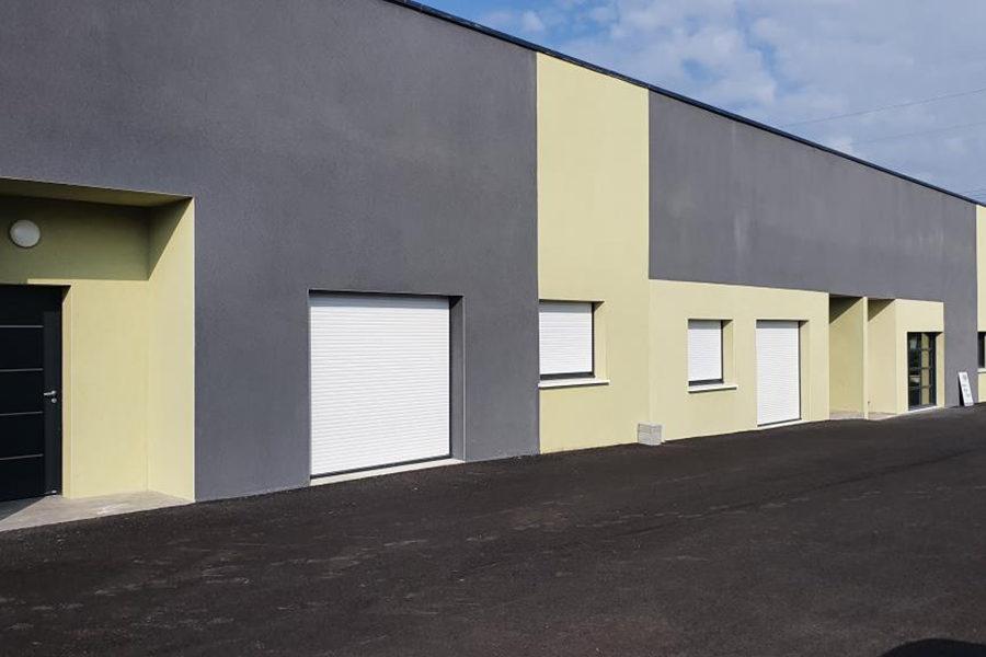 Local d'activité neuf a Louer Bourguebus