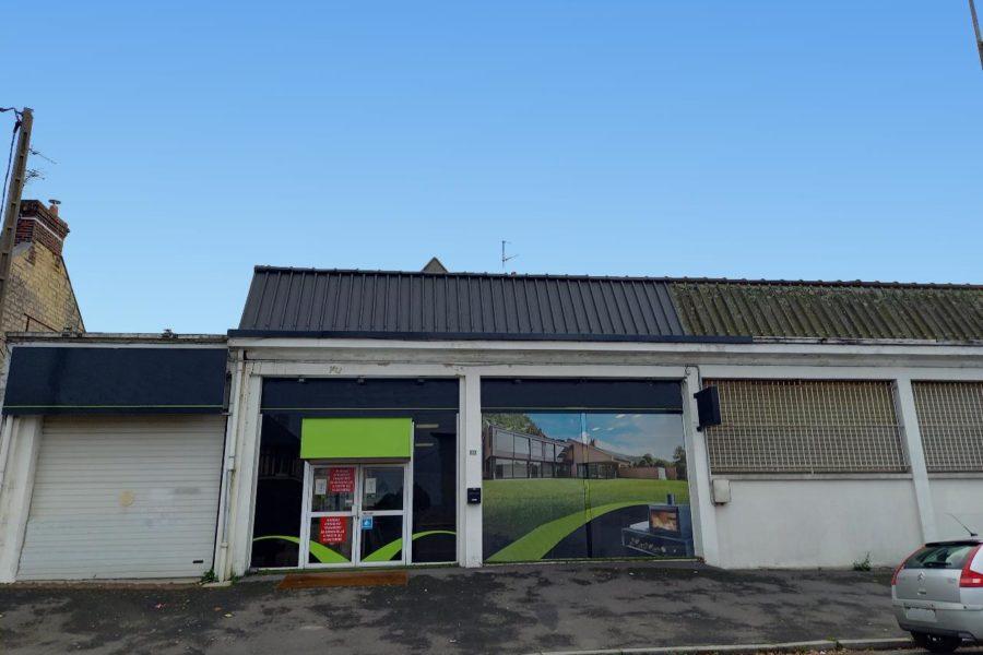 Local d'activité à louer Caen – Normandie