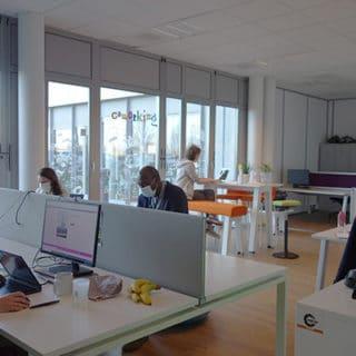 forum digital coworking caen