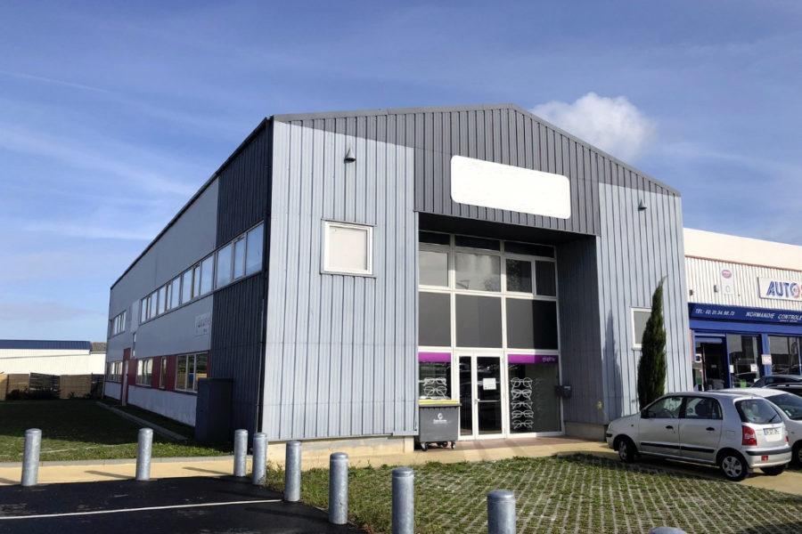 Bureaux a louer Ifs Caen Normandie