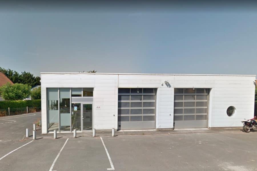 Local d'activités a louer Rots Caen Normandie