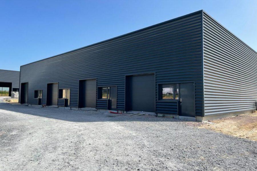 Local d'activité neuf a louer Saint-Andre-sur-Orne