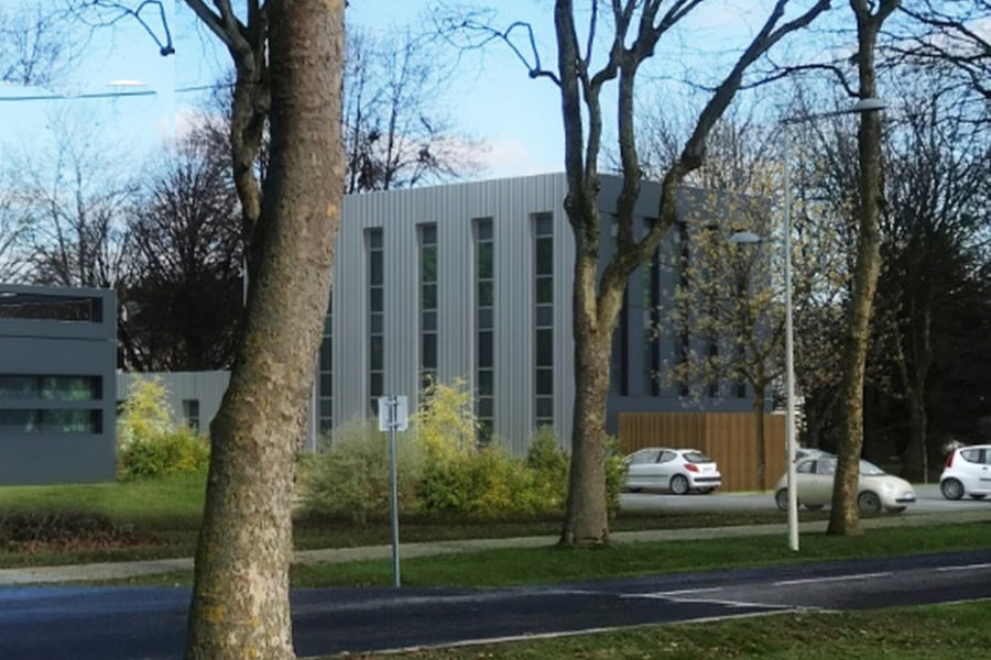 Bureaux neufs a louer Quartier Koenig Bretteville sur Odon
