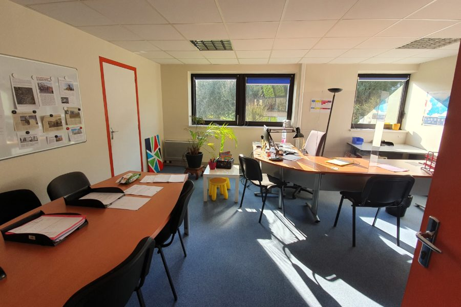 Bureaux a louer Caen Nord
