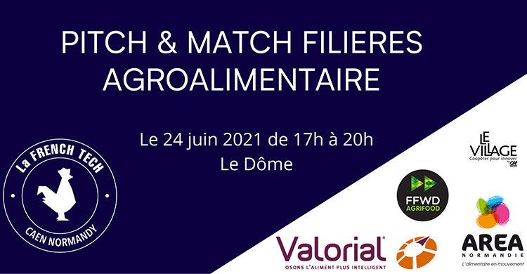 pitch & match caen