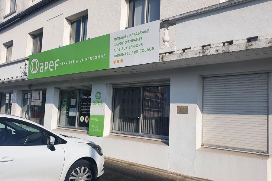 Bureaux à louer Caen proche Centre Ville