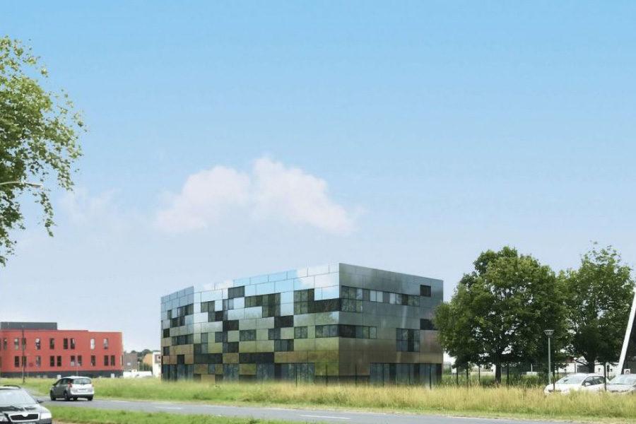 Bureaux a vendre Epron Caen Nord Epopea