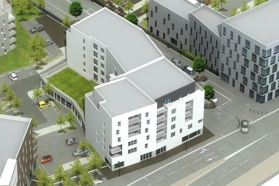 Bureaux à vendre Caen Sud Entree de ville