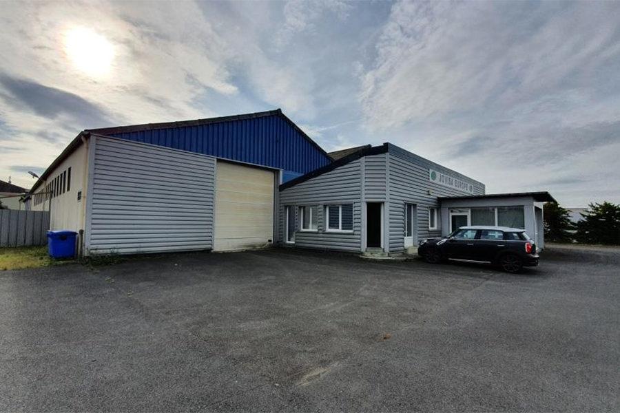Atelier industriel a louer Mondeville Caen Normandie